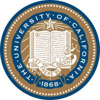 University of California's våbenskjold