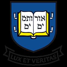 Yale University's våbenskjold